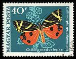 Butterfly theme stamps