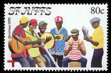 Stamp in time to the music