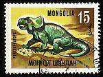 dinosaur philately