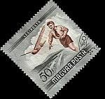Aeroplanes on stamps