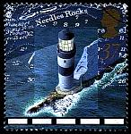 Lighthouses on stamps
